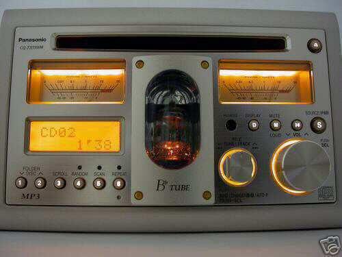 Panasonic Car Radio (Ipod/Aux in/CD) - MG-Rover.org Forums  |Panasonic Truck Radio A5198
