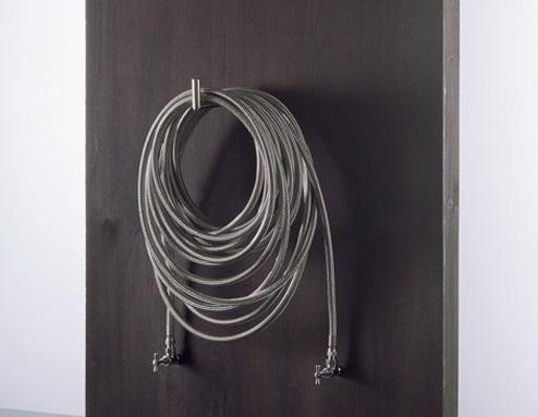 coiled-radiator